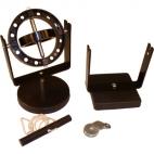 Gyroscope With Gimbal Cradle.