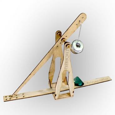 Trebuchet Kit.