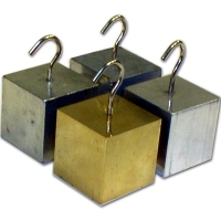 Specific Gravity Cubes Set/4 32 mm Square with Hook