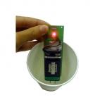 Conductivity, Blinking LED.