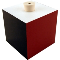 Leslie's Cube, Absorbtion / Radiation Box