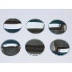Mirror, Unmounted Concave 75mm dia X 7cm Focal Length.