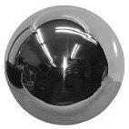 """Collector (Sphere) 12.5"""" Diameter."""
