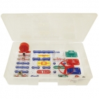 Snap Circuits Educator 100 Kit.
