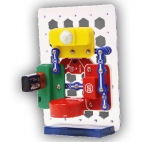 Snap Circuits Motion Detector.
