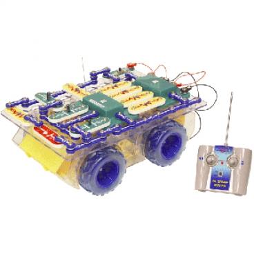Snap Circuits Snap Rover Rc.