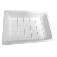 Gridded Liner For 6215130 Heavy Duty Pan