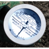 Soil Thermometer, Dial