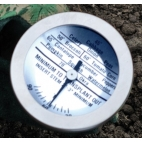 Dial Thermometer, Soil.