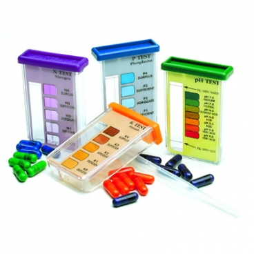 Soil Test Kit.