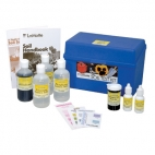 Garden Soil Analysis Kit.