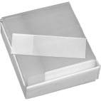 Microscope Slides, Frosted End, pk/72