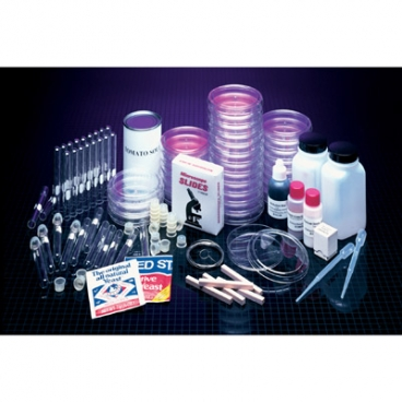 Microbiology Introduction Kit.