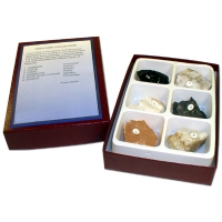 Rock/Mineral Collection:  Tenacity of Minerals (6)