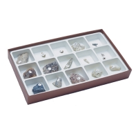 Rock/Mineral Collection:  Luster of Minerals (15)
