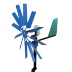 Wind Electric Generator.