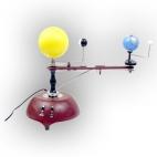 Motorized Trippensee® Planetarium, 220 Volt, for export