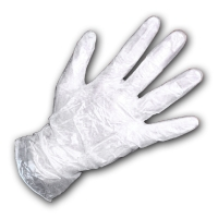 Gloves, PowderFree Latex, Large