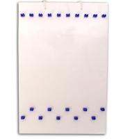Burette Drain & Storage Rack Plastic Board