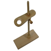Funnel Holder Wooden  Double