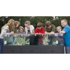"Touch Tank, Port 60""X30""X14"". (NON RETURNABLE). Ships by truck only."