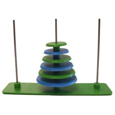 Tower Of Hanoi Game.