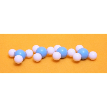 Ammonia Molecule Model