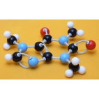Caffeine Molecule Model