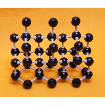 Diamond Allotrope Model