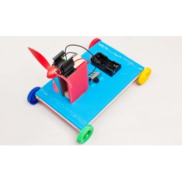 Propeller Drive Vehicle Kit
