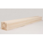 Sticks, Wood 1cm 25/bundle (61cm)