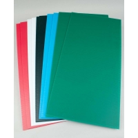Corrugated Plastic Sheet Pkg Of 10