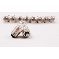 Bulbs, Mes Round, 2.5v Pkg Of 10