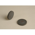 Magnet, Ceramic Disk, Set Of 2