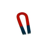 Magnet, Steel Horseshoe 12.5Cm