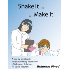 Book, Shake It - Make It, High School