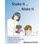 Book, Shake It - Make It, High School