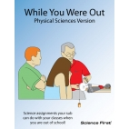 Book, While You Were Out, Physical Science