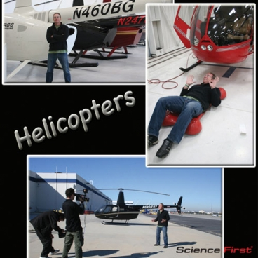 Curiosity Quest: Helicopter Making DVD
