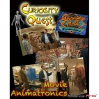 Curiosity Quest: Animatronics DVD