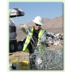 Curiosity Quest: Sanitary Landfill DVD