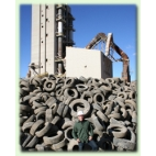 Curiosity Quest: Tire Recycling DVD