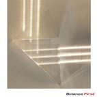 Acrylic Optic Block, Right Triangle