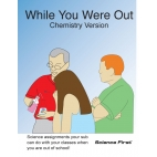 Book, While You Were Out - Chemistry Version