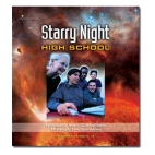 Starry Night High School software 1 license with binder