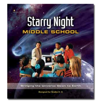 Starry Night Middle School software 1 license