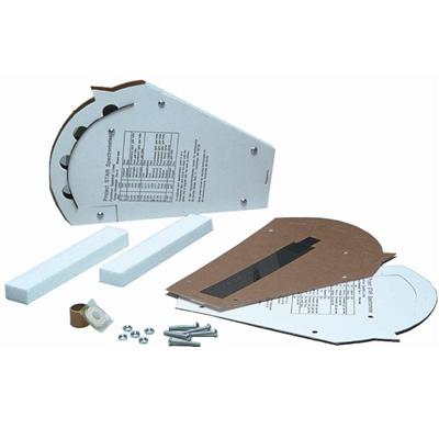 Cardboard Spectrometer Single