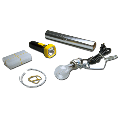 Light Measurement Kit: 110/60. Voltage Only (10 Labs)