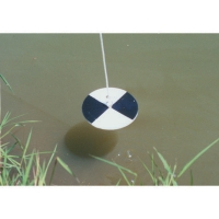 Limnological Secchi Disk 200m with line & float