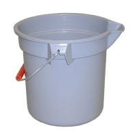 Utility Pail, Polyethylene, 14L